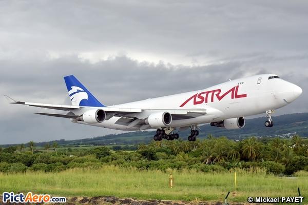 Boeing 747-48EF/SCD (Air Atlanta Iceland)