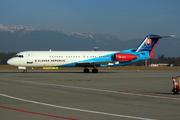 Fokker 100 (F-28-0100) (OM-BYC)