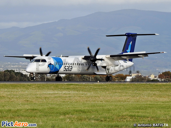De Havilland Canada DHC-8-402Q Dash 8 (SATA Air Açores)