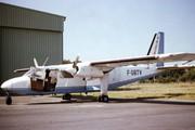 Britten-Norman BN-2A Islander (F-GBTV)