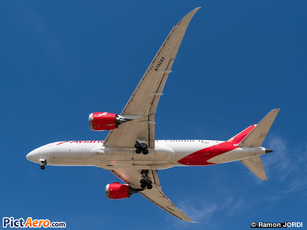 Boeing 787-8 Dreamliner (Avianca)