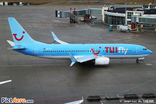 Boeing 737-8K5/WL (TUIfly Nordic)