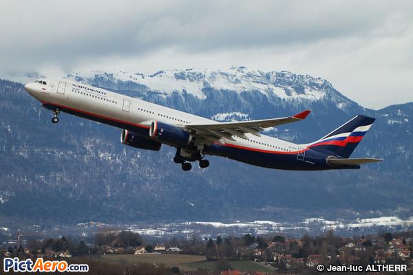 Airbus A330-343 (Aeroflot)