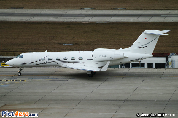 Gulfstream G450 (Luxaviation Germany)