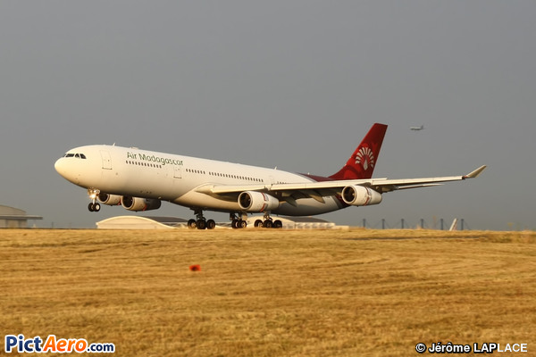 Airbus A340-313X (Air Madagascar)