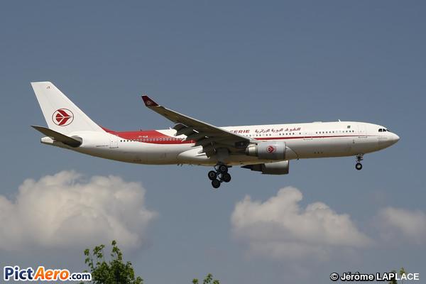 Airbus A330-202 (Air Algerie)