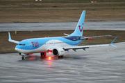 Boeing 737-8 Max (G-TUMC)