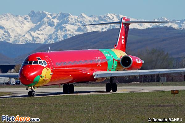 McDonnell Douglas MD-83 (DC-9-83) (Danish Air Transport (DAT))