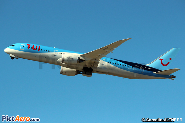 Boeing 787-9 Dreamliner (TUI Airways)