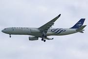 Airbus A330-341 (PK-GPF)