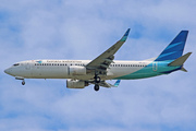 Boeing 737-8U3/WL (PK-GFP)
