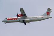 ATR 72-600 (PK-WHY)