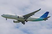 Airbus A330-243 (PK-GPQ)