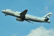 Airbus A320-232 (SX-DGD)
