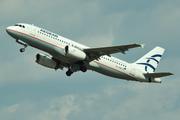 Airbus A320-232 (SX-DGE)