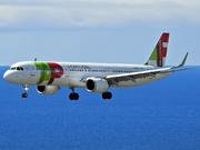 Airbus A321-251N - CS-TJK
