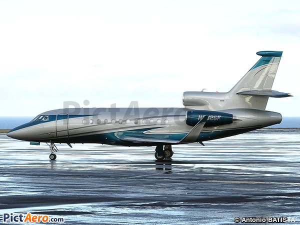 Dassault Falcon 900DX (Dynamic Aviation)