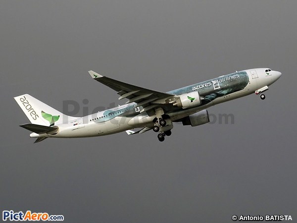 Airbus A330-223 (Azores Airlines)