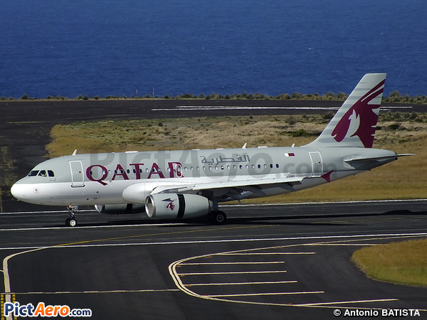 Airbus A319-133X/CJ (Qatar - Amiri Flight)