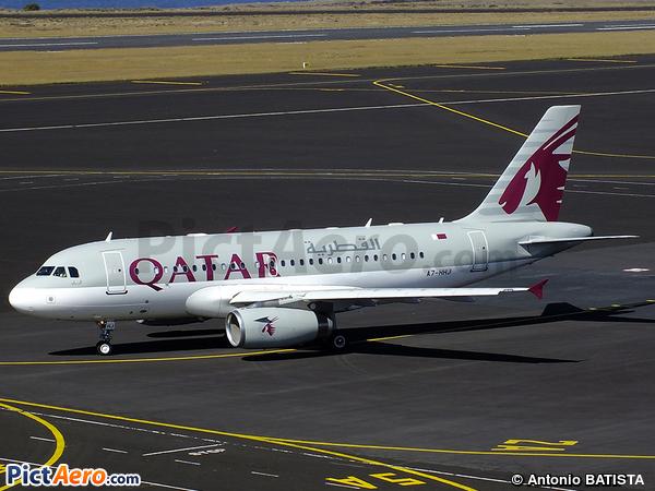 Airbus A319-133X/CJ (Qatar - Amiri Flight)