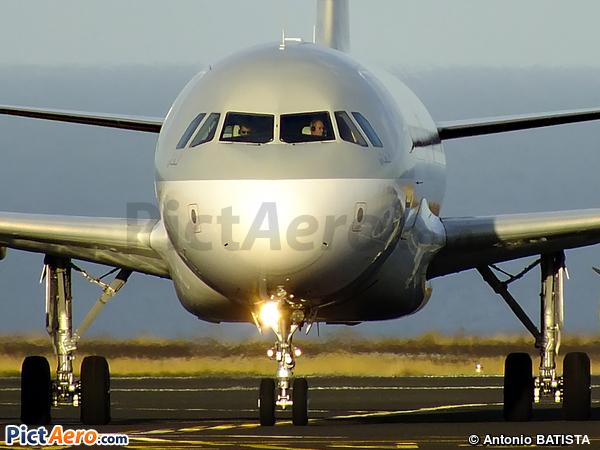 Airbus A320-232 (Qatar - Amiri Flight)