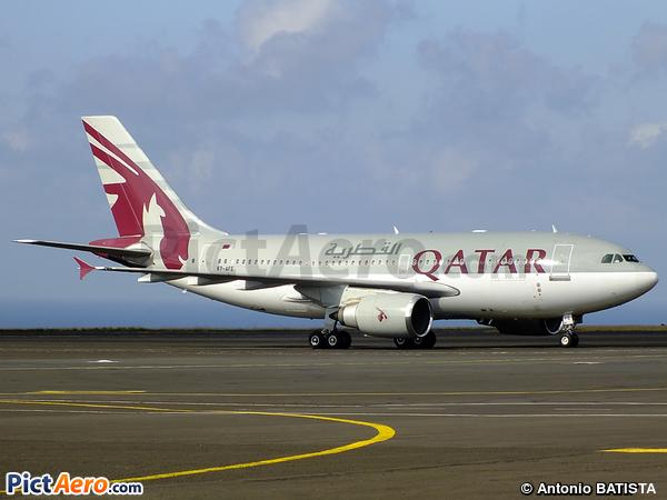 Airbus A310-308 (Qatar - Amiri Flight)