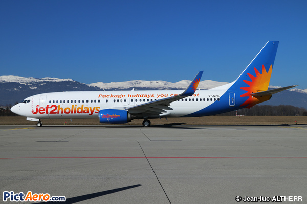 Boeing 737-8MG/WL (Jet2 Holidays)
