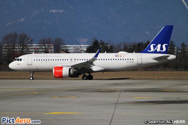 Airbus A320-251N (Scandinavian Airlines (SAS))