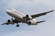 Airbus A320-232/CJ (A6-SHJ)