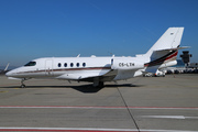 Cessna 680A Citation Latitude (CS-LTH)