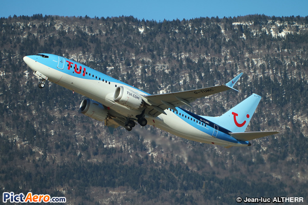 Boeing 737-8 Max (TUI Airways)