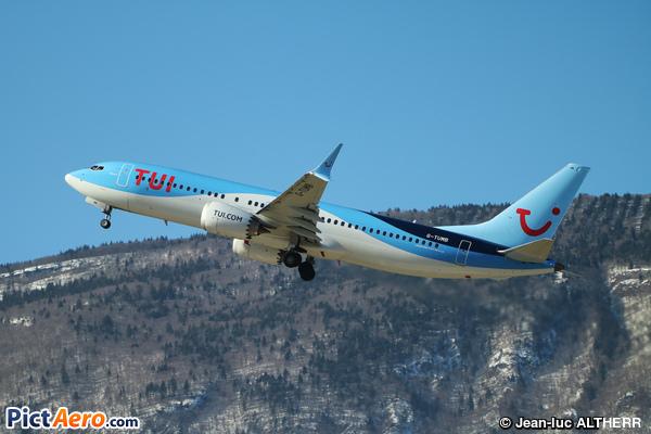 Boeing 737-8 Max (TUI Airways)