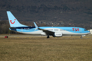 Boeing 737-8K5/WL (G-TAWV)