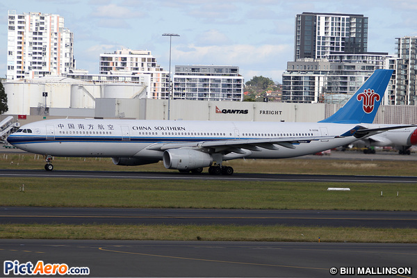 Airbus A330-343X (China Southern Airlines)