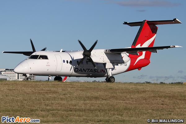 De Havilland Canada DHC-8-202Q (Eastern Australia Airlines)