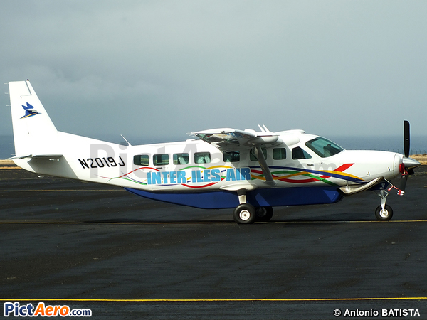 Cessna 208B Grand Caravan (nter Iles Air)