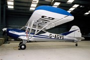 Auster J-1 Autocrat (G-AGVG)