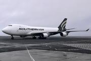 Boeing 747-4EVF/ER/SCD (N558CL)