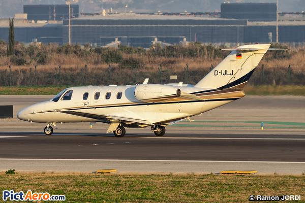 Cessna 525 Citation CJ1+ (Private/Privé)