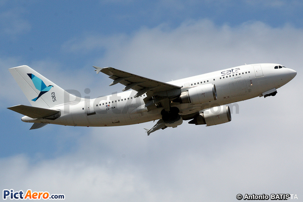 Airbus A310-304 (SATA International)
