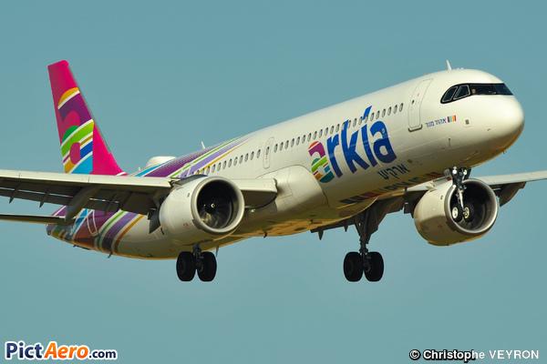 A321-251NXLR (Arkia Israeli Airlines)