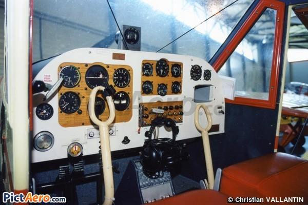 Boisavia B-601L Mercurey (privé)