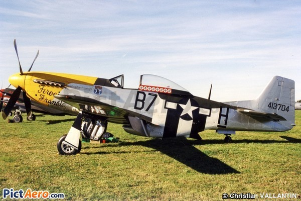 North American P-51D Mustang (Old Flying Machine Company)