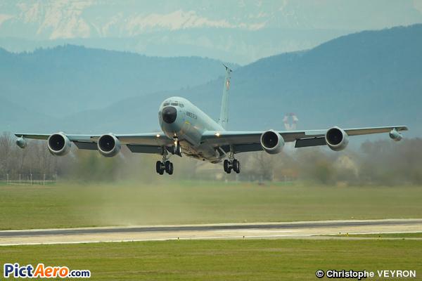 Boeing C-135FR Stratotanker (717-165) (France - Air Force)