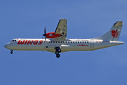 ATR 72-600 (PK-WGZ)
