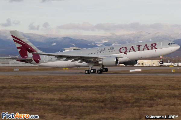 Airbus A330-202 (Qatar - Amiri Flight)