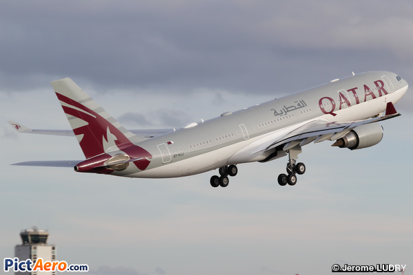 Airbus A330-202 (Qatar - Amiri Flight)