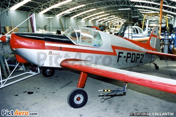 Holleville RH-1 Bambi (Musée Régional de l'Air)