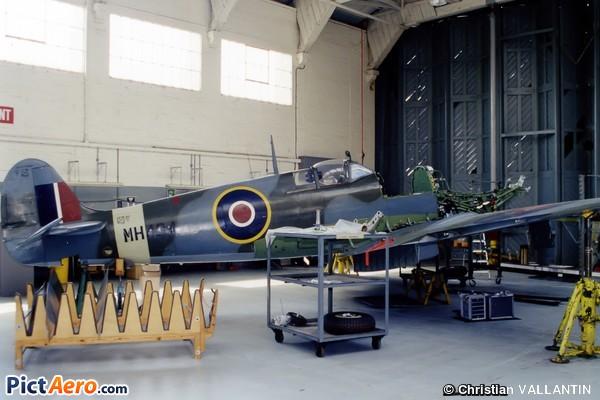 Supermarine Spitfire MkIXB (The Old Machine Company)