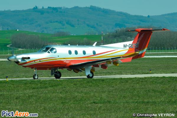 Pilatus PC-12/47E (3FS Aviation Ltd.)